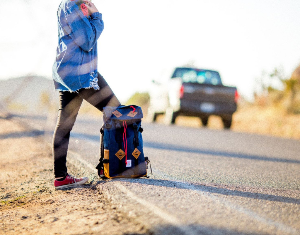 HitchR - The Uber of Hitch-hiking | LightStart